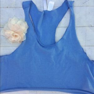 New HM Divided Muscle tee tank top XS